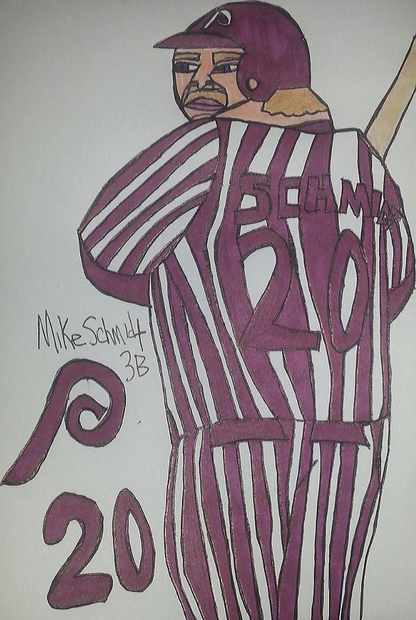 Mike Schmidt por armattock